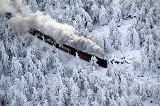 mùa đông trên nước Đức