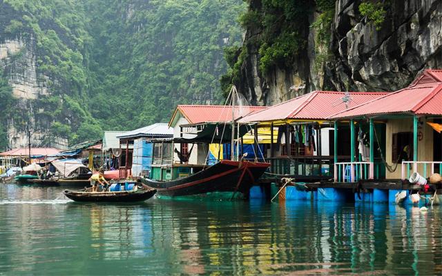 Đâu là những làng chài đẹp nhất tại Việt Nam?